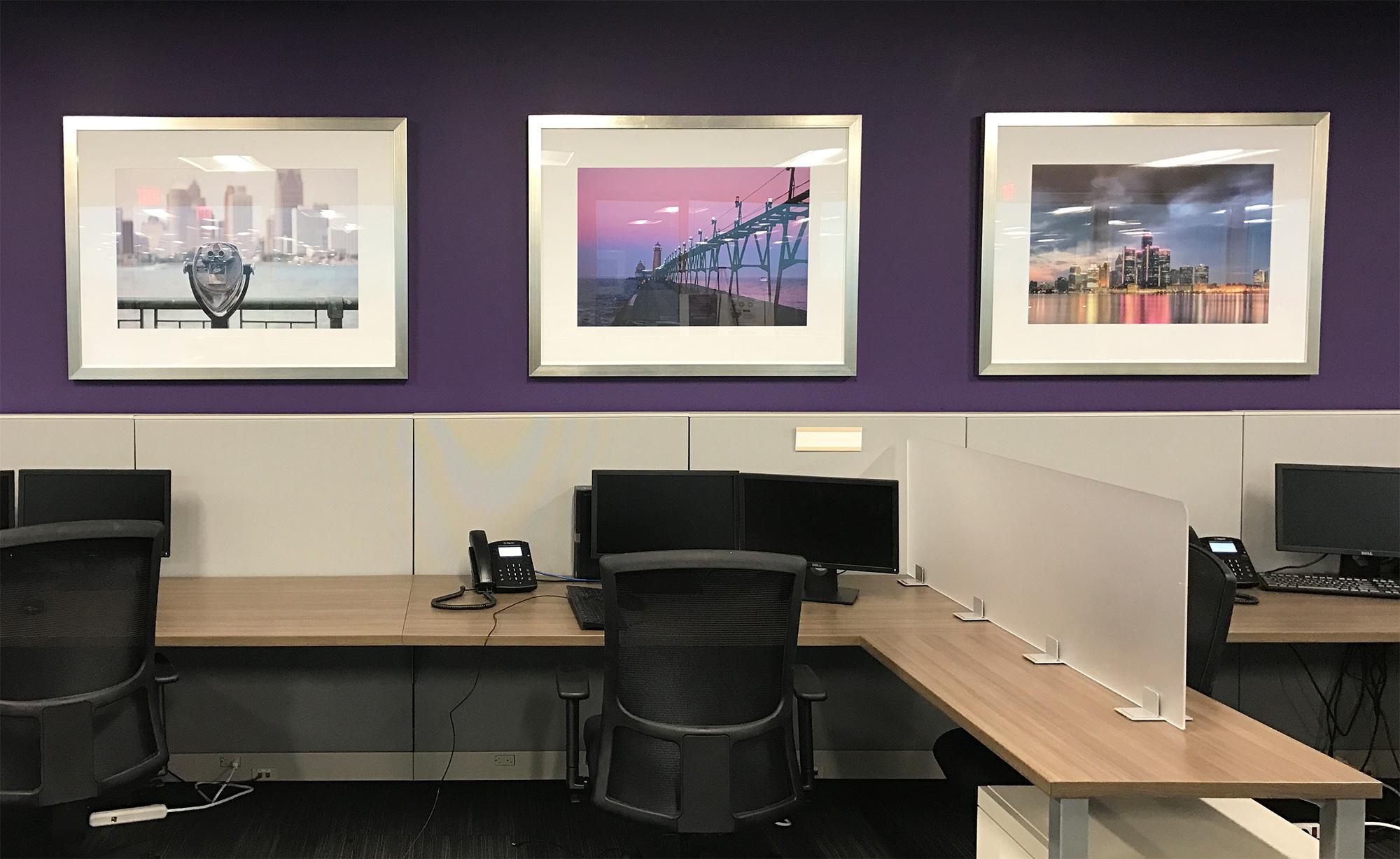 Corporate Art Installation